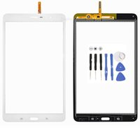 Wholesale For Samsung Galaxy tab T330 T310 T311 T315 Pro T320 T321 T325 touch digitizer screen glass Replacement