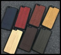 bamboo delivery - 2016 popular wooden case Bamboo Wood Phone Case for iPhone s plus for iPhone SE fast delivery dhl shipping
