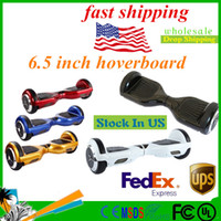 Wholesale Scotk In USA Balance Scooter Two Wheel Hoverboard Two wheels Sctooers hoverboard Electric Skateboard Scooter hoverboard Inch