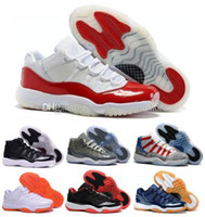 Low Cut china shoes - 2016 hot sale china Retro shoes Basketball Sneakers Men Wihte Retro XI Man Bred Georgetown Citrus GS