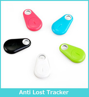 baby alarm car - Wireless Smart Bluetooth Anti lost Alarm Itag Child Elderly Pet Phone Car Lost Reminder Baby Key Anti Lost Tracker Finder