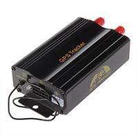 Wholesale GPS GSM GPRS Vehicle Car Tracker System TK103B Remote Conctrol