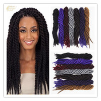 Wholesale Angelwave Braided Hair Cheap Pirce Synthetic Hair Extension Straight Hair Hot Selling Product bundles pack inch Length
