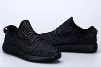 Cheap 2016 Yeezy Boost Yeezy 350 Boost Kanye Milan West Yeezy boost 350 Black Shoes Yeezy Moonrock Top Quality Yeezy Mens Shoes