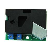 air pollution sensors - Dust ZPH01 air pollution detection sensor module UART PWM output ZPH PM2 sensor