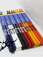 Wholesale Light Drumstick A Drum Kit Colorful Maple High Quality Export Accessories Parts Musical Instruments More Many Color Pro