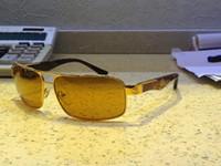 al por mayor gafas con montura cuadrados-Nuevo coche de lujo marca Maybach gafas de sol 18K oro plateado marco cuadrado Primavera templos hombres marca diseñador gafas de sol G-ZA-Z03 abrigo gafas