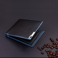 acrylic panel price - Factory Price Men Stylish Bifold Business Leather Wallet Card Holder Coin Wallet Purse P14