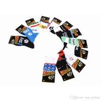 Wholesale New Mountain bike socks cycling sport socks Racing Cycling Socks Coolmax Material top quality compression socks Teams