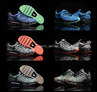 air max limited - 2016 Fingertrap Mens Max Running Shoes High Quality Air Cushion Nanotechnology Weaving Camouflage Limited Maxes Shoe Sneakers Trainers