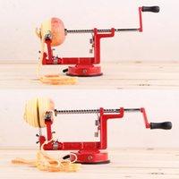 apple slicing machine - 2016 in apple peeler fruit peeler slicing machine stainless steel apple fruit machine peeled tool Creative Home Kitchen tinyaa