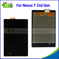 asus parts - 15pcs Original For Asus Google Nexus nd Gen ME571K K008 Tablet PC LCD Touch Screen Digitizer without frame replacement parts Tim4