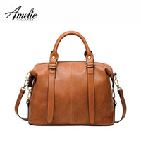 Wholesale AMELIE GALANTI women luxury fashion handbags famous brand woman bags women shoulder bags solid bolsos casual totes