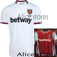 Wholesale West Ham Soccer Jersey Dimitri Payet Jersey Home Away Blue Jersey Shirt Camiseta Maillot size extra small XXL xl top qulity