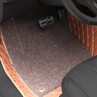 Wholesale Car Floor Mats Car Special Floor Mat Black Beige Wine Red Brown for Volvo XC90