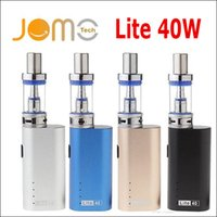 Wholesale Genuine JOMO Lite W Kit Jomo Lite Box Mod Kits ml mah Vaporizer Kits VS Jomo Lite W Kits