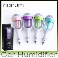 aromatherapy supplies bottles - Nanum Fashion New Mini Charging Portable Water Bottle Steam Humidifier Air Mist Diffuser Purifier Car Office Room V power supply