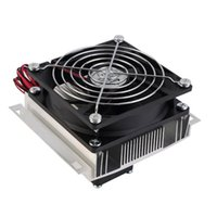 Wholesale Thermoelectric Peltier Cooler Refrigeration Semiconductor Cooling System Kit Cooler Fan Finished Kit Computer Components
