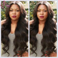 babies formula - Formula Hair Brazilian Deep Wave Glueless Full Lace Wigs Brazilian Hair Lace Frontals With Baby Hair