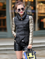 Wholesale Womens Winter Jackets And Coats Single Breasted Down Cotton Padded Parkas For Women s Winter Jacket Female Manteau Femme
