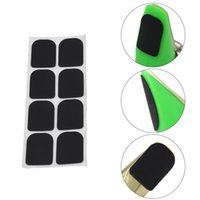 Wholesale High Quality mm Black Rubber Soprano Saxophone Sax Clarinet Mouthpiece Pads Patches Cushions Good for Beginners