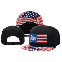 american flag caps - Print Street Hats for Men Colorful Cotton Fall Snapback Hats Baseball Caps with American Flag for Women A021