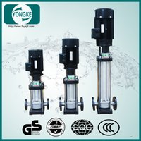 Wholesale 100 high pressure stainless steel low noise HZ single phase water vertical multistage centrifugal pump