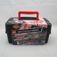 Wholesale 1pcs D Beyblade Storage Box Spinning Top Kids Toys Box Without Any Beyblades BB52 Christmas GifT For Children S30
