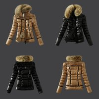 Wholesale Cheap New Women s Winter Black Jackets Lady Authentic Down Jacket Warmth Coats