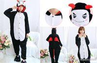 Wholesale New Cheap Hot Sale Lovely Kigurumi Pajamas Anime Costumes Cosplay Adult Unisex Onesie Dress Sleepwear Halloween