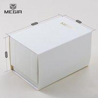 Wholesale MEGIR Original Watch Box sold with watch