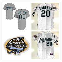 beckett jersey - Custom Florida Marlins Jersey Livan Hernandez Miguel Cabrera Josh Beckett Dontrelle Willis Mike Lowell Hanley Ramirez