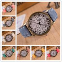 battery chicken - Fashion Women Men s Watch Casual Wrist Watches Retro Canvas Strap Chicken Tracks Quartz Watch For Women Men