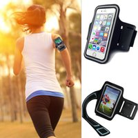 arm tide - Adjustable In Stock Cycling Outdoor Sport Waterproof Accessory Arm Belt Strap Phone Bag Pouch Sports Cover Case For G Tide E90