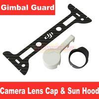 airplane cap - Camera Lens Cover Cap Sun Hood Gimbal Guard for DJI Phantom PRO Advanced K ST