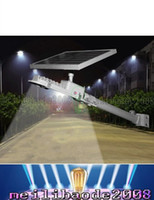 Wholesale Sale Direct Selling Led Streetlight Super Bright Led All In One Solar Street Lights Ip65 Outdoor Garden Decoration LLFA
