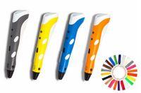 Wholesale magic D pen d printer pen D printing pen d drawing pen direct China manufacture
