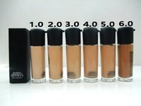 Wholesale M brand shades Spf fond de teint spf Face matchmaster Foundation Liquid ml Face Base Liquid Concealer
