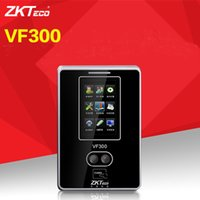 Wholesale ZK VF300 iface time attendance time record with touch screen with wifi function