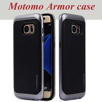 alaxy note - for iphone5S SE iphone6 plus plus Motomo Armor case for gsamsung alaxy S7 S7 edge Note Hybrid shockproof PC TPU Back Cover SCA180