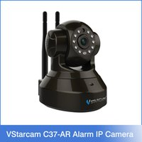 ar support - Vstarcam C37 AR Alarm IP Camera Support Door sensor Gas PIR Smoke Sensor Smart Home Automation Security Alarm Wireless Camera