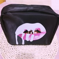 barrel pillow - Kylie Jenner Make Up Bag Birthday Collection Makeup Bags Kylie Lip Kit Bag High Quality