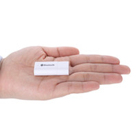 Wholesale New mm Stereo USB Bluetooth V2 Wireless Audio Music Receiver Adapter for iPhone iPad Cellphone support A2DP V1 Speaker