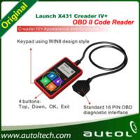 Wholesale X431 Creader IV Car Universal Code Scanner OBD2 OBD II obd ii scan tool x431 tool