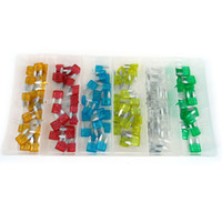 Wholesale 2015 Hot selling Mini Blade Fuse Assortment Auto Car Motorcycle Fuses Kits A A A A A A VEA20 P20