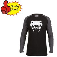 mma shirt - MMA new styles sportwear long T shirt Muay Thai
