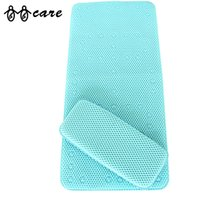 Wholesale Safety Non slip and Extra Large Bath Mat with Soft Kneeler for Babies Comfortable Babies Bath Pillow Bath Mats Hot Sales