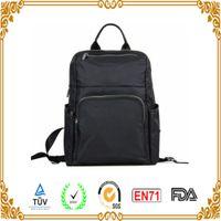backpack makers - sgs testing oem black backpack bag polyester per in carton d lining bag china maker