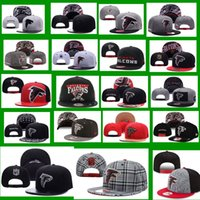 atlanta baseball caps - 2016 Newest Atlanta Snapbacks hats Fashion hip hop men women baseball caps Falcons team sports Football Hat