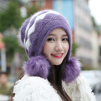 Wholesale hats for men women Autumn Winter Outdoors Keep Warm Fashion Korean style protective ear Peaked cap